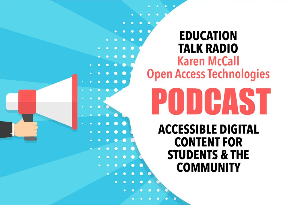 Accessible Digital Content for Students and the Community