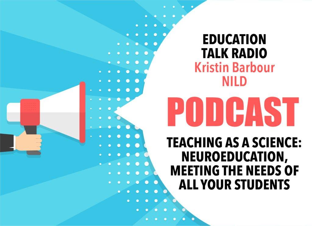Neuroeducation: Teaching as a Science