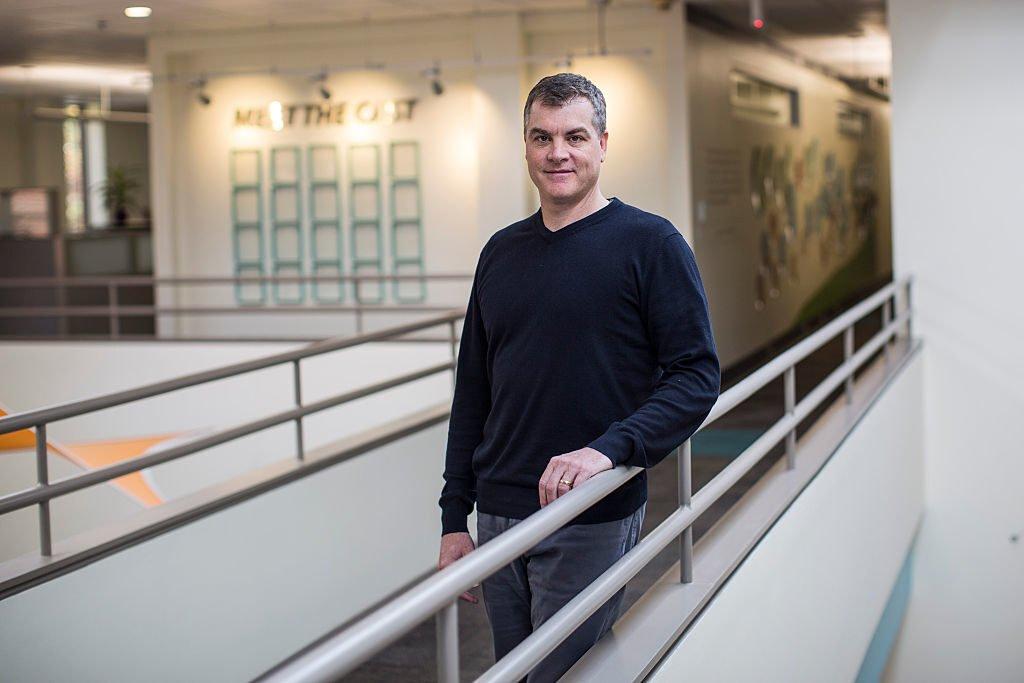 Rob Waldron of Curriculum Associates