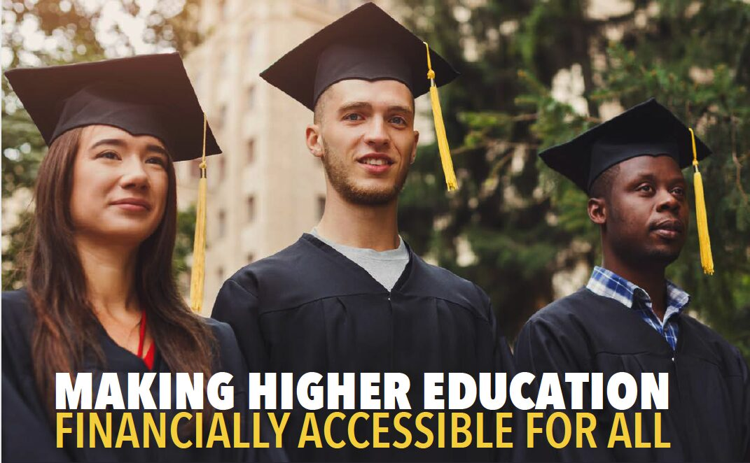 Making Higher Education Financially Accessible for All