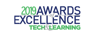 Tech & Learning Magazine Selects Discovery Education Experience for 2019 Award of Excellence
