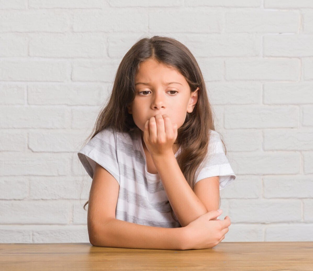 Stress Management Exercises for Anxious Children