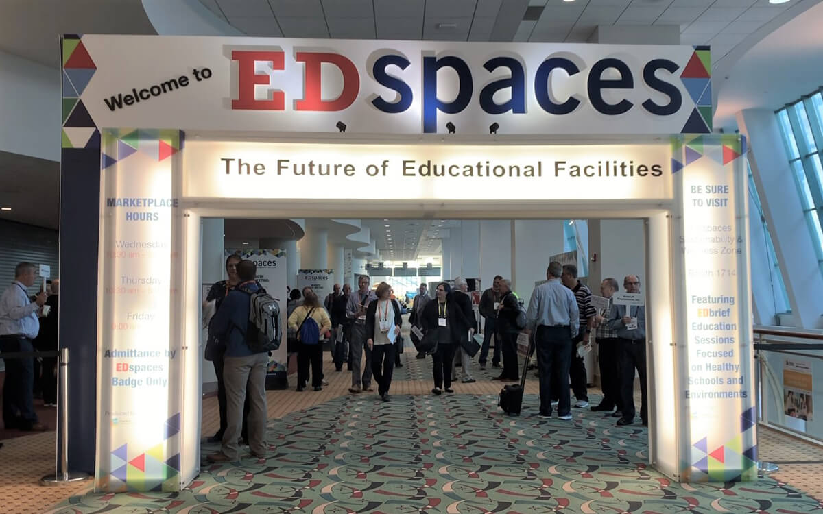 Six Exceptional Classroom Designs Selected for EDspaces 2020