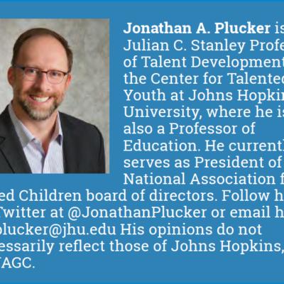 Jonathan A. Plucker