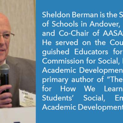 Sheldon Berman Bio