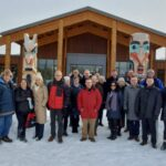 Superintendents and CEOs Explore Innovation and Indigenized Education in the Yukon