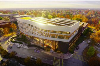 Canada's First Zero-Carbon, Mass Timber Higher Education Building Honors Indigenous Culture