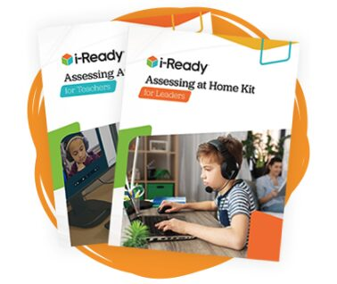Curriculum Associates' Assessing at Home i-Ready Diagnostic Kit Helps Educators Administer the Diagnostic at Home