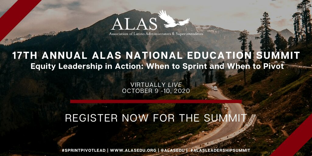 National Education Summit Oct. 9-10, 2020 Focuses on Equity and Leadership in Action