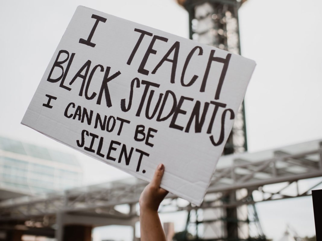 Do Not Be Still on Ending Systemic Racism in Our Schools: A Call for Change