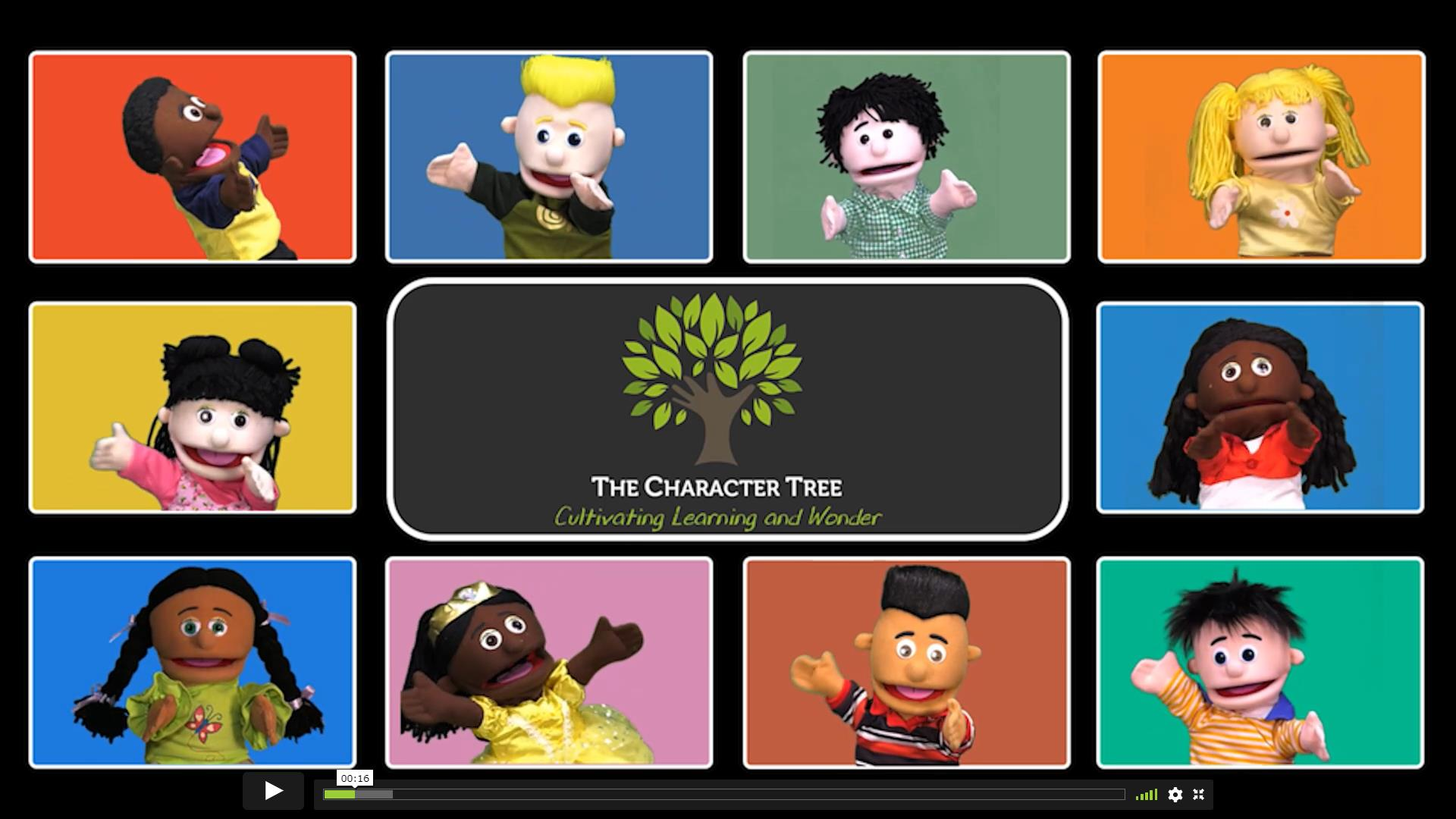 Free Veteran's Day Video Lesson From The Character Tree