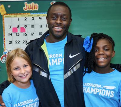 Classroom Champions Annual Teacher Summit Wednesday, January 27