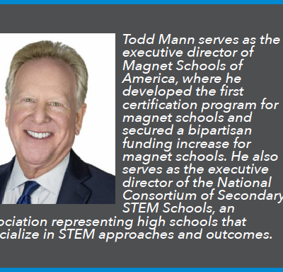 Todd Mann: A More Focused Lens & a Reality Check