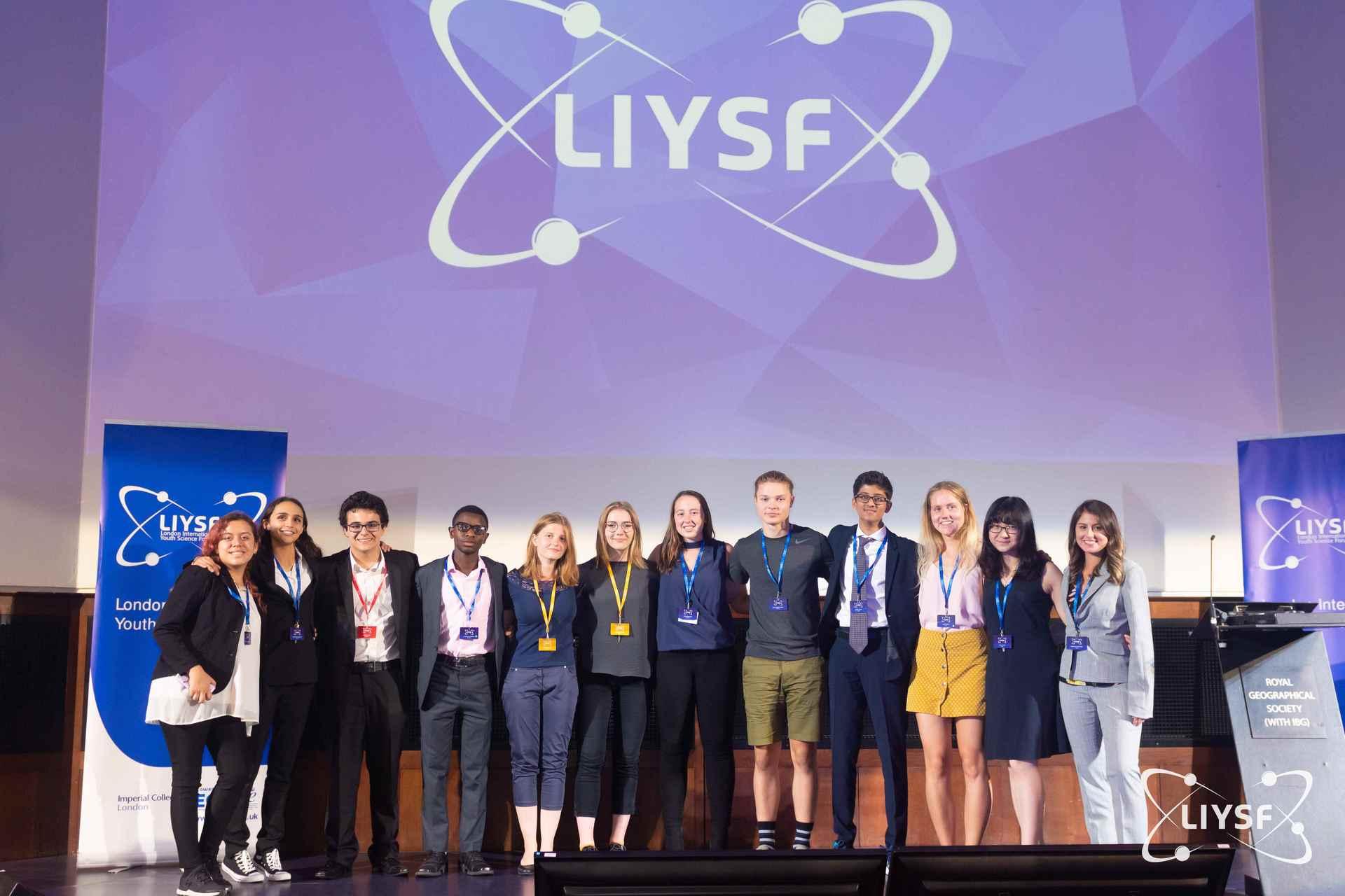62nd Hybrid LIYSF 2021 STEM programme