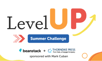Thorndike Press Partners with Beanstack and Mark Cuban to Sponsor 'Level Up'National K-12 Summer 2021 Reading Challenge