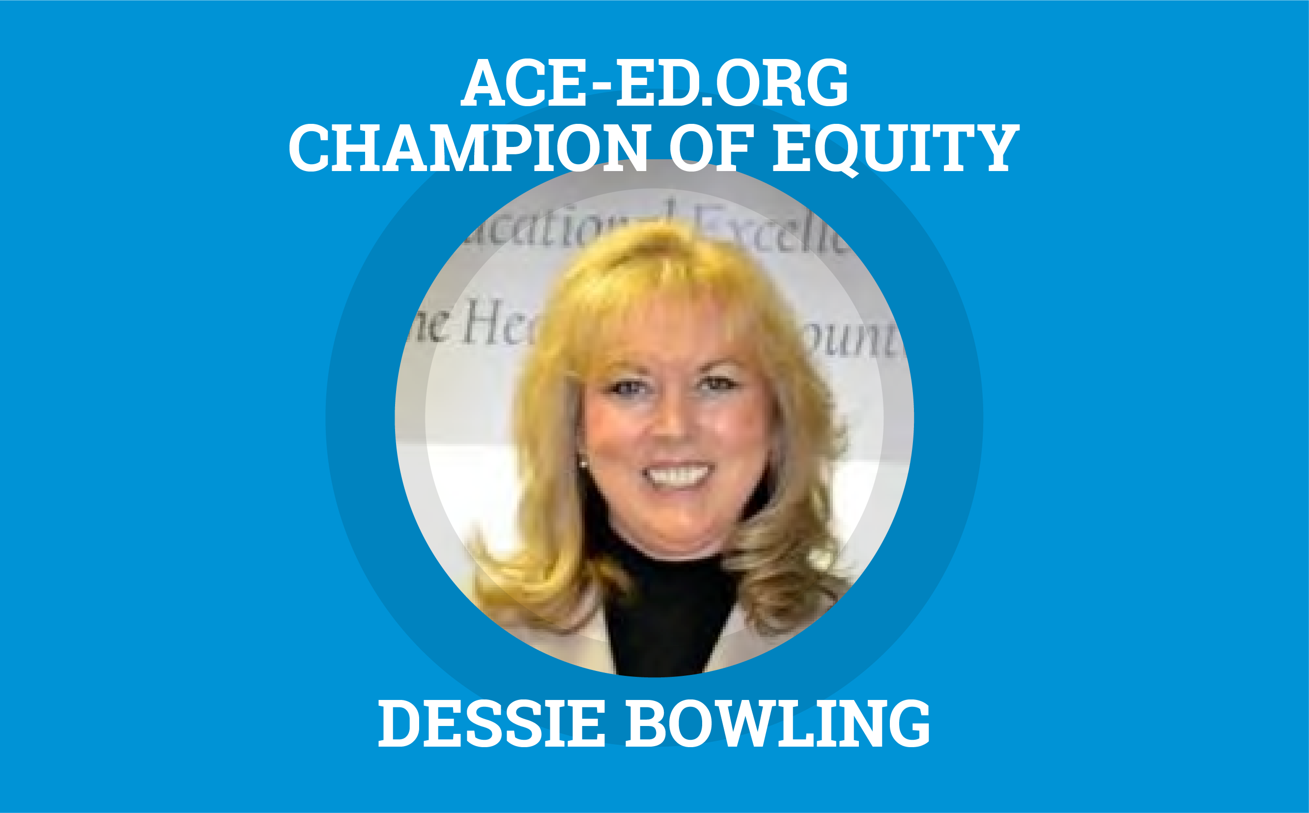 Dessie Bowling, Champion of Equity