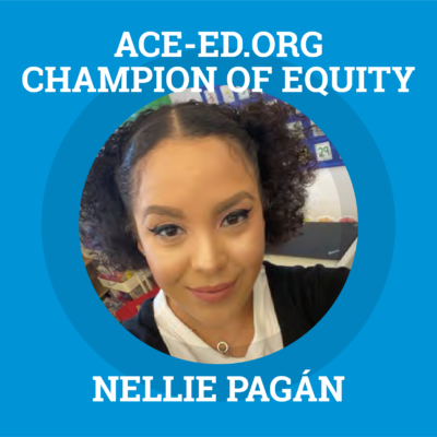 Nellie Pagán, Champion of Equity