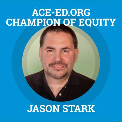 Jason Stark, Champion of Equity