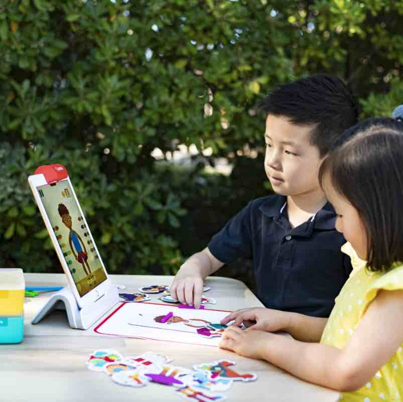 Teachers Offer Tips To Make Summer Learning More Inspiring, Creative & Challenging for Students, Using Osmo for Schools' STEAM Technology